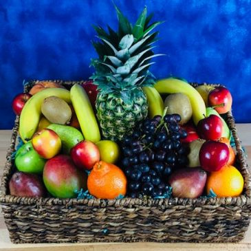 High End Fruit Basket