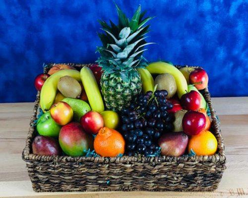 High End Fruit Basket