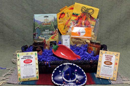 Taste of Tucson basket